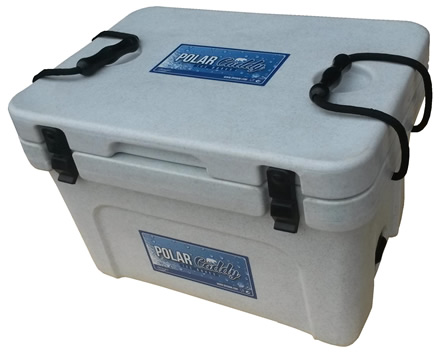 35 Ltr Designer Coolbox with drain plug