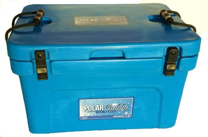 45 Ltr Designer Coolbox with drain plug